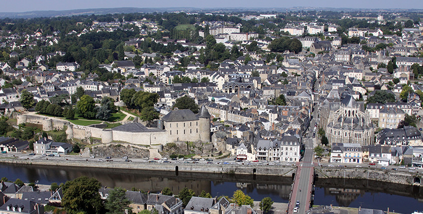 Photo de la ville de Mayenne