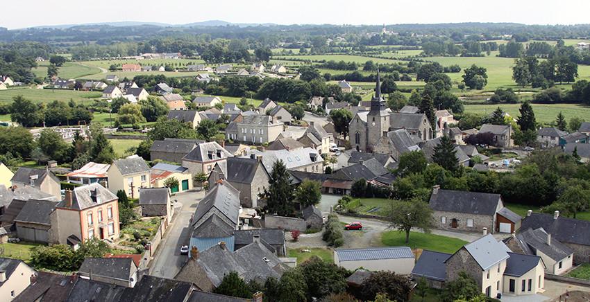Photo de Marcillé la Ville