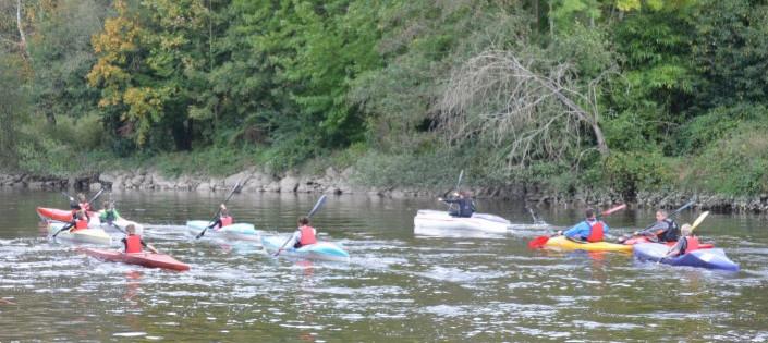 Sport à Mayenne - Kayak