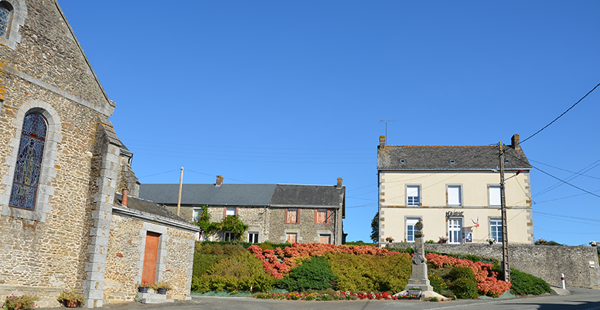 Photo de Hardanges - mairie
