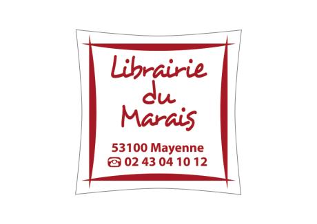 librairie du marais - logo