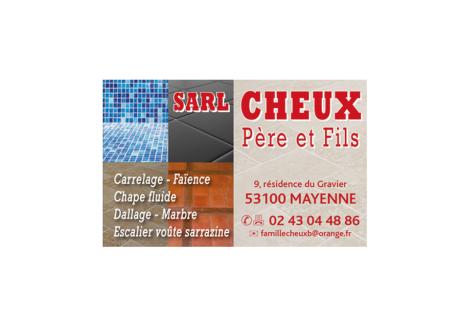CHEUX Pre Et FilsArtisanat