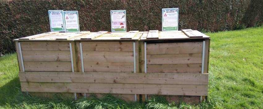 compostage - composteur collectif